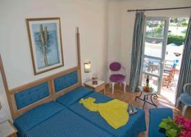Ostrov Kos a hotel Aegean Houses - ubytování