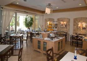 Ostrov Kos a hotel Aegean Houses s restaurací