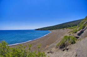 Nisyros - jedna z pláží