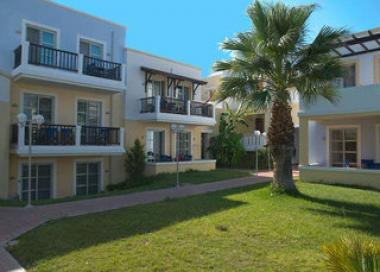 Ostrov Kos a hotel Aegean Houses