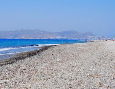 Pláže ostrova Kos