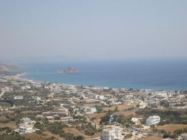 Poloostrov Kefalos na ostrově Kos