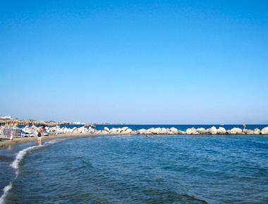 Pláž Psalidi