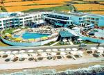 Ostrov Kos a hotel Kos Palace u moře