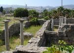 Kos - antické vykopávky
