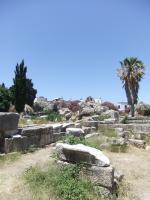 Město Kos s agorou